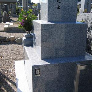 免震墓石「はかもり」の状況